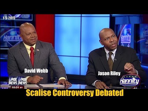 Steve Scalise Controversy Debated