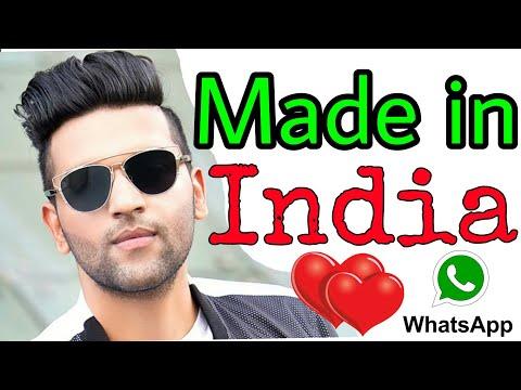 💕Guru Randhawa 💕 Whatsapp Status Video 🌹 Made In India 🌺