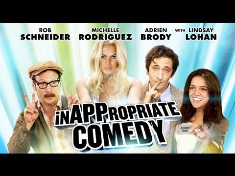 Inappropriate Comedy is listed (or ranked) 39 on the list The Best Rob Schneider Movies