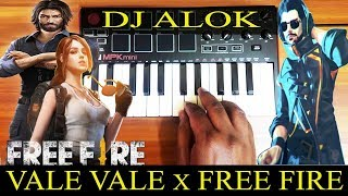 Download DJ Alok Vale Vale x Free Fire Theme Song By Raj Bharath
