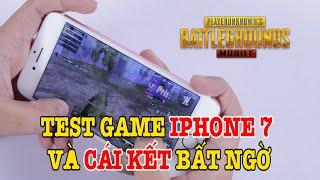 Test game iPhone 7 pin chai và cái kết còn hay hơn xem chủ tịch!