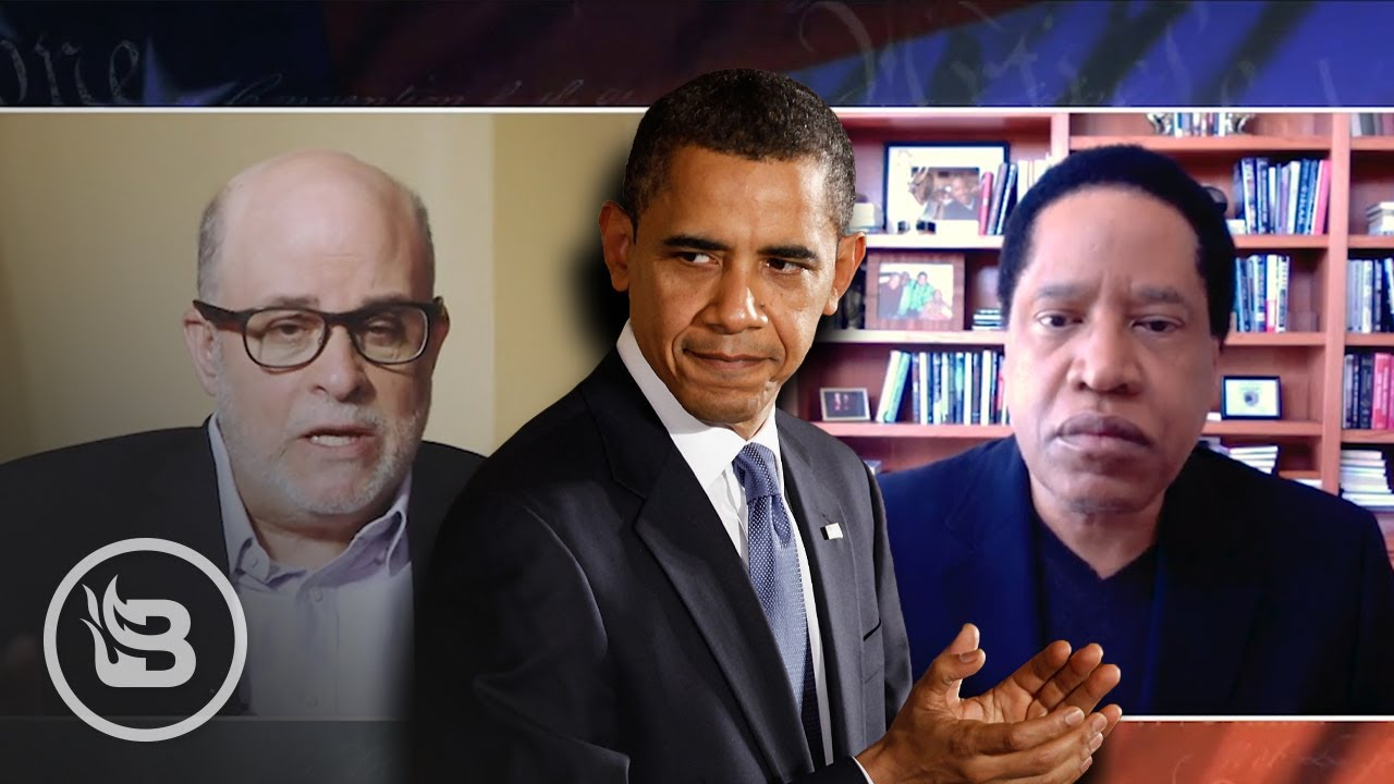 Larry Elder 'Barack Obama Made Things Worse!' | LevinTV