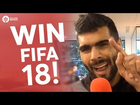 Manchester United 4-0 Crystal Palace LIVE REVIEW + Win FIFA 18!