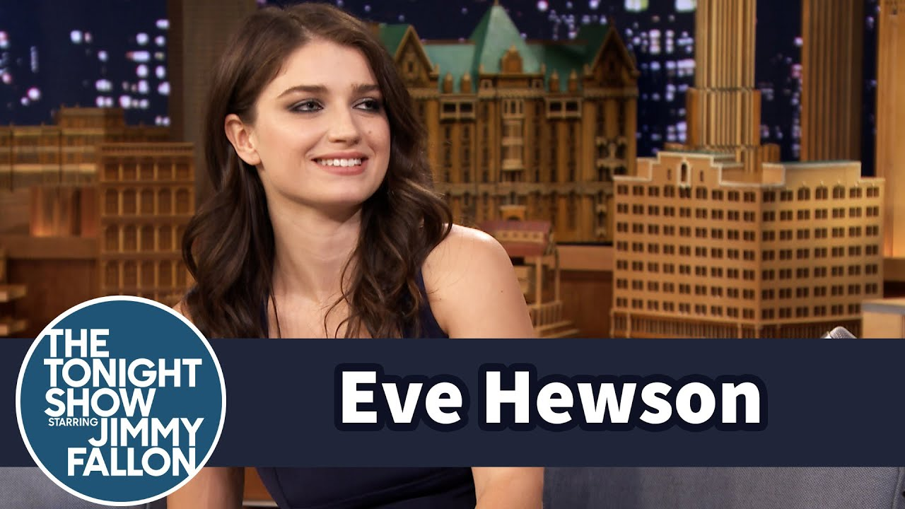Video Eve Hewson nude (97 photos), Fappening