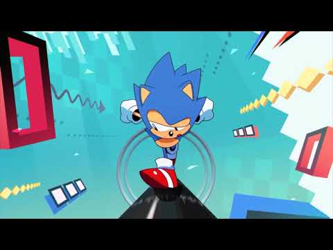 Sonic Mania Alternate Opening Tee Lopes 2K (60fps)