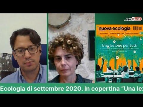 Una lezione per tutti. La Nuova Ecologia di settembre 2020