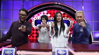 Bisakah Jackline Cokelat dapat 200 JUTA? - Family 100 Indonesia