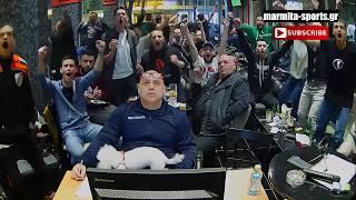 Παναιτωλικός - ΠΑΟΚ τα γκολ + αντιδράσεις | Marmita-sports.gr