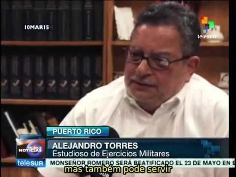 Porto Rico: exercício militar com EUA inquieta cidadãos