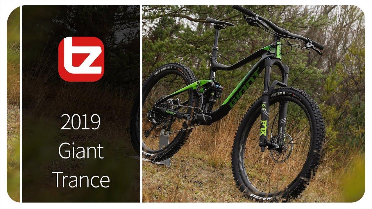 7cb68ba7ea6 2019 Giant Trance   Range Review   Tredz Bikes - YouTube