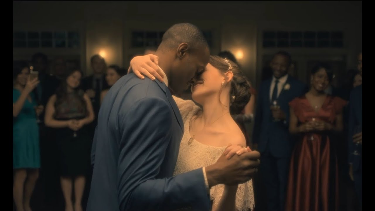 Arthur Nellie Dancing Wedding Haunting Of Hill House Youtube