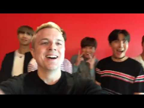 BTS Interview Live @1027KIISFM With Jojo Wright