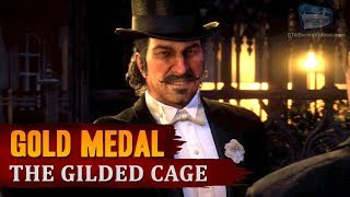 Red Dead Redemption 2 - Mission #50 - The Gilded Cage [Gold Medal]