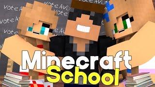 Aviator for President | Minecraft School [S4: Ep.3 Minecraft Roleplay Adventure]
