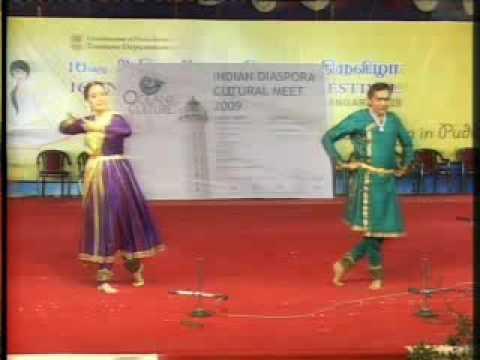Diaspora cultural Meet 2009 - dance - IGNCA