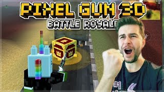 MY BEST EVER CHALLENGE GAMEPLAY! GOLDEN CROWN CHESTS ONLY CHALLENGE | Pixel Gun 3D