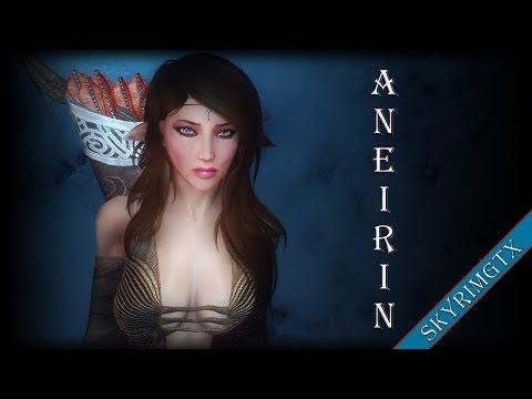 Skyrim: Aneirin Follower 1.00