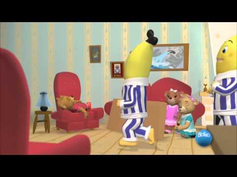 Bananas en pijama. Episodio 09. Las bananas enfermeras