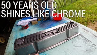 How to make your VALVE COVERS SHINE!!!