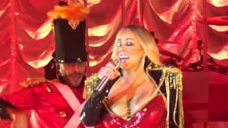 Baixar Mariah Carey - All I Want For Christmas Is You - Live in Paris 2018 HD