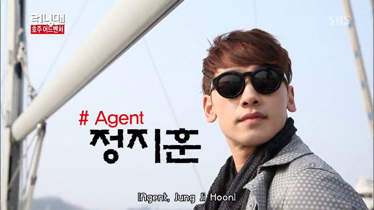 Kim Woo Bin Cry in Running man Opening_ Running Man Episode 188 _ English Sub _ HD