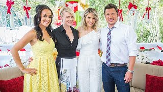 Crystal Lowe and Kristen Booth visit - Home & Family