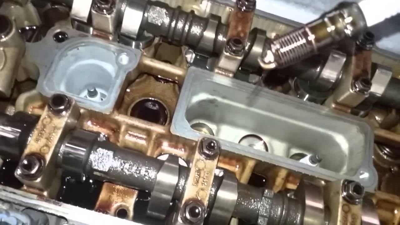 Mazda 6 Easy to fix oil on spark plugcylinder problem  YouTube