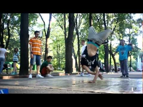 Break Dance Jam - chisinau 16.06.2012