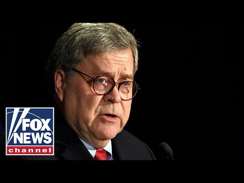 1,100 former DOJ officials call on Bill Barr to resign