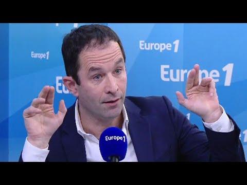 """Benoît Hamon : """"La ligne politique de Jean-Luc Mélenchon nous mènera à la défaite"""""""
