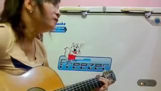 CĂN NHÀ NGOẠI Ô - guitar