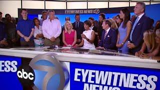 Celebrating Eyewitness News anchor Diana Williams Video
