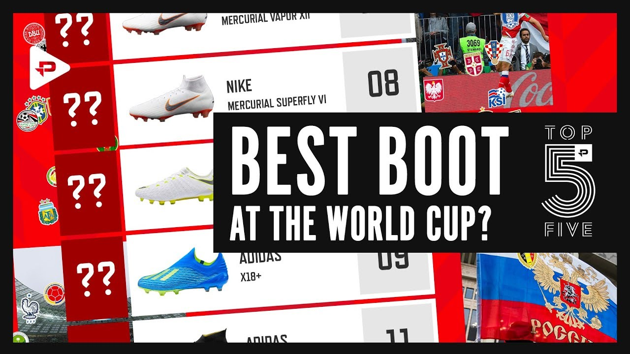 f385654fa361 Top 5 World Cup Scoring Boots | adidas, Nike or Puma? - YouTube