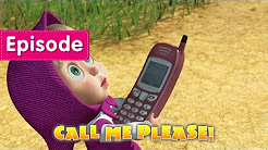 Masha and The Bear - Call me please! (Episode 9)