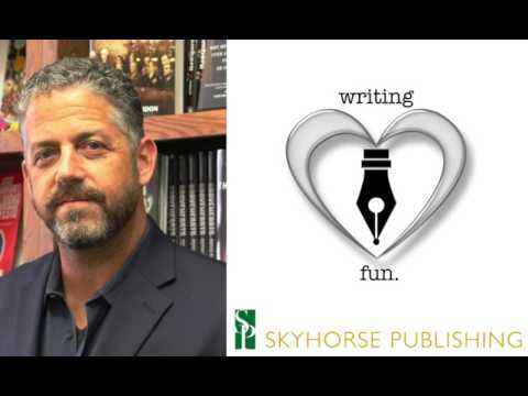 Writing Fun | Ep. 54 : CEO of Skyhorse Publishing - Tony Lyons