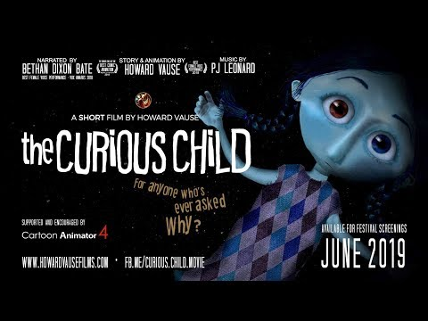 Behind The Scenes Of 'A Curious Child': Howard Vause's