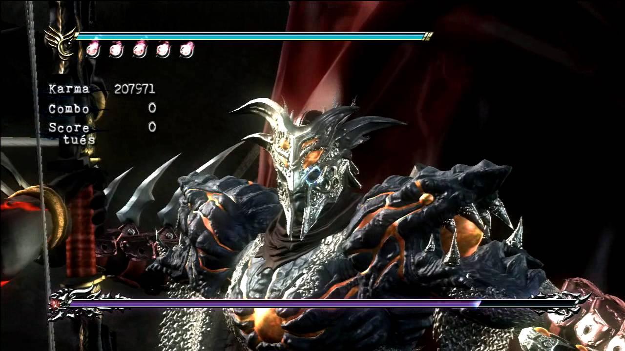 Ninja Gaiden S 2 Fiend Genshin Freeze By True Dragon Sword Youtube