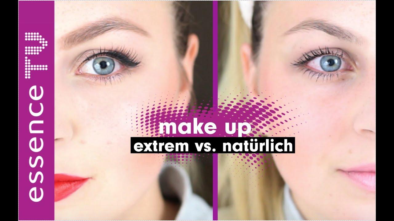 Natürliches Augenmakeup-Tutorial