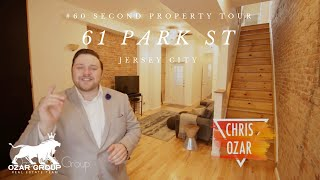 60 Second Property Tour