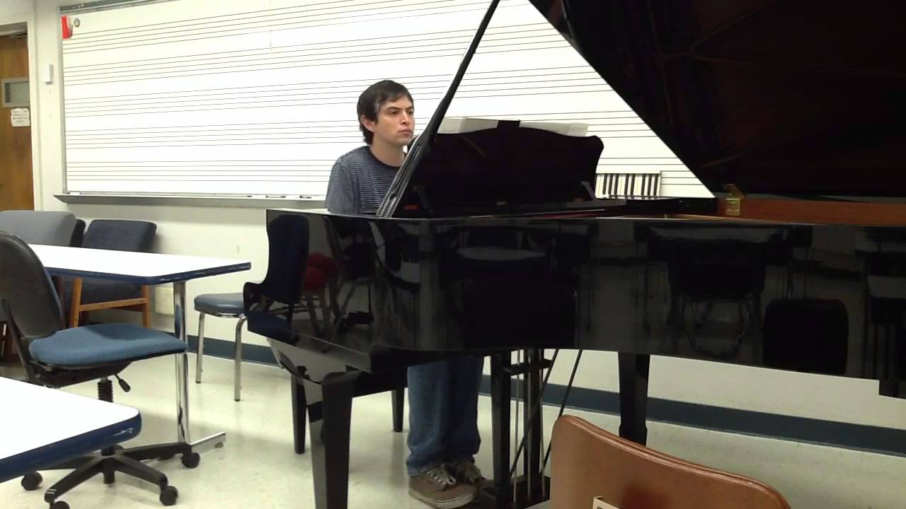 john pacheco plays prelude no from his preludes book i john pacheco plays prelude no 3 from his preludes book i