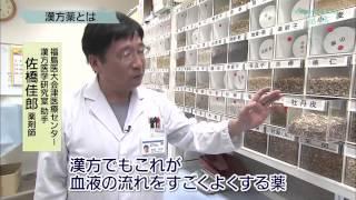 福島ドクターズTV 「漢方」