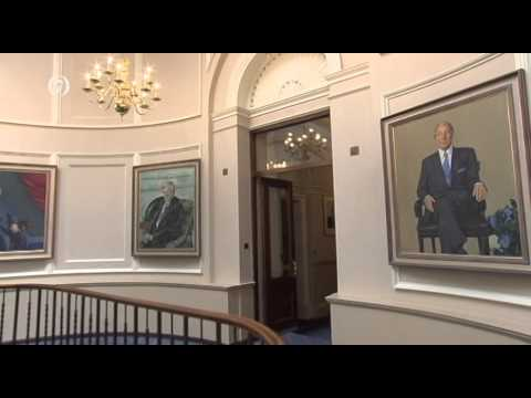 Leinster House Tour - Irish Version