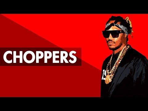 """CHOPPERS"" Hard Trap Beat Instrumental 2017   Dark Lit Rap Hiphop Freestyle Trap Type Beat   Free DL"
