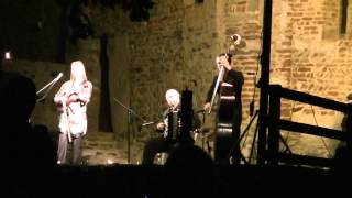 Quartet Klezmer Trio at In itinere Festival in Ivrea