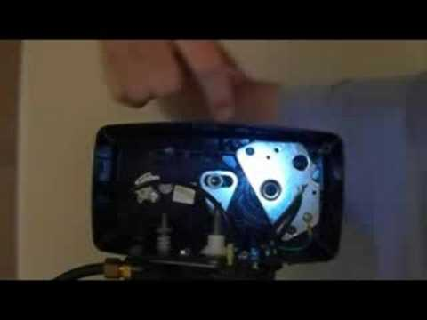 Timer Motor Replacement Fleck 5600 Valve Youtube