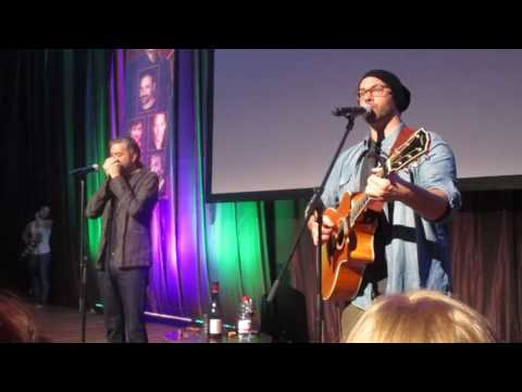 20160513 Hallelujah performed by Jason Manns & Timothy Omundson