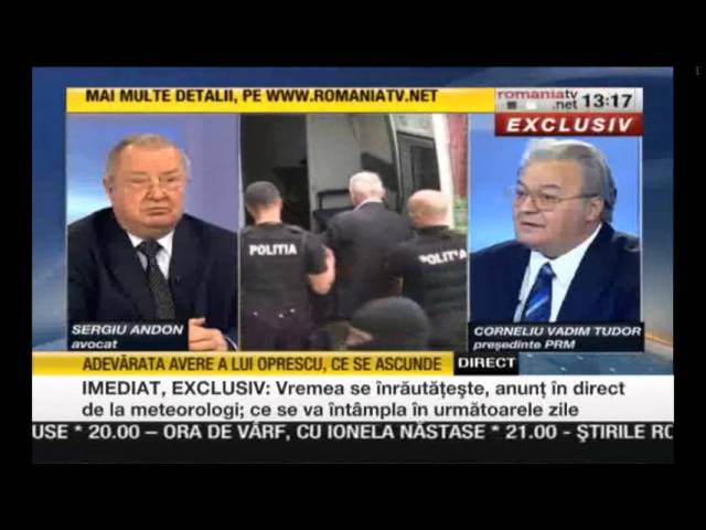 RomaniaTV, 08 Septembrie 2015, interventie telefonica