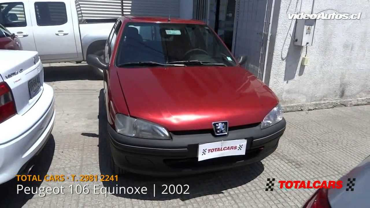 Peugeot 106 11 Equinoxe T And Cars Zest 2 Fuse Box Videoautoscl Autos Usados Con Video Youtube