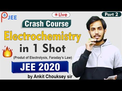Electrochemistry in 1 Shot Part 2 | ATP STAR | IIT JEE Chemistry | Ankit chouksey sir
