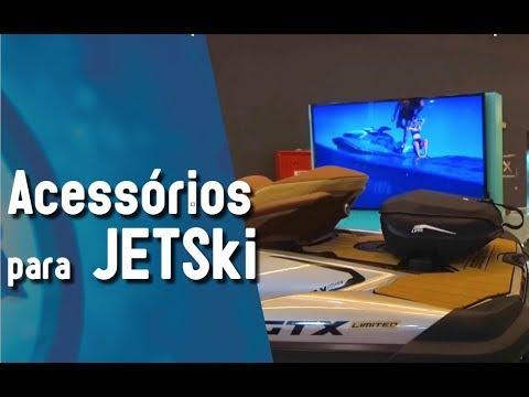 Olha que legal esses Acessórios para Jet Ski